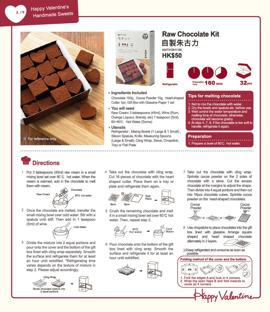 Raw Chocolate Company Chocolate Recipe