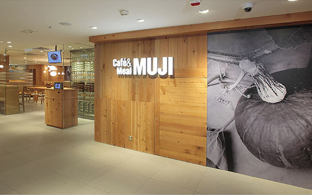 Muji Cafe Harbour City