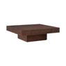 DE-FOE Square Low Table