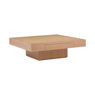 DE-FOE Square Low Table  W100xD100xH32cm