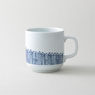 POOL White Porcelain Mug