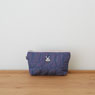 POOL EVERYDAY Cotton Quilted Pouch - Rabbit