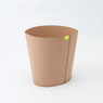 MAKOO Recycled Leather Dust Box